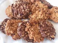 黑糖燕麥蔓越莓餅乾(氣炸)