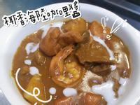 椰香海陸咖哩醬