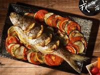 普羅旺斯烤午仔魚