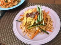 韓式 蔬菜冷麵