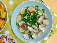 【新手零失敗】塔香蛤蜊 簡單煮出大廚菜