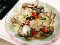 奶油蒜香文蛤
