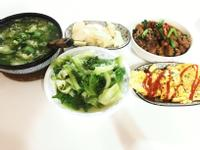 台式料理—四菜一湯