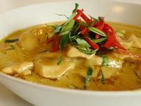泰式綠咖喱