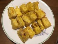 氣炸雞蛋豆腐(蛋奶素)