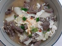 清淡牛肉麵(懶人版)