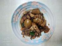 脆梅燒五花肉