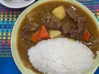 牛肉咖喱飯