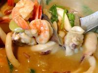 穀盛綠咖哩之泰式海鮮咖哩