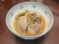 簡易麻油雞