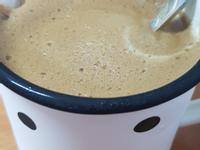 雲朵豆漿拿鐵咖啡