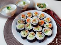 日式壽司捲