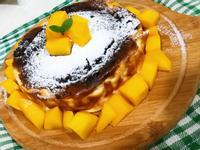 夏日芒果🥭巴斯克乳酪蛋糕🥧