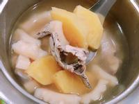 鳳梨苦瓜豆腐乳雞湯