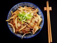 食煮#25 日式醬燒豬肉丼