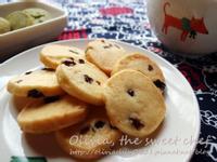 Olivia♥蘭姆葡萄小餅乾