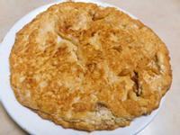 板豆腐煎蛋(奶蛋素)