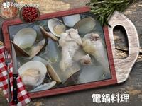 冬瓜蛤蜊雞湯