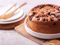 氣炸巧克力戚風蛋糕