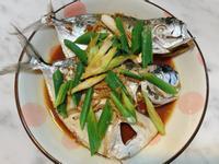 清蒸皮刀魚