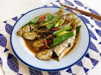[阿嬤手路料理]豆鼓醬燒竹夾魚