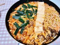 一鍋到底《韓式泡菜豆腐鍋》
