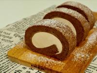 香濃巧克力蛋糕捲/瑞士卷