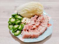 韓式菜包肉(電子壓力鍋)