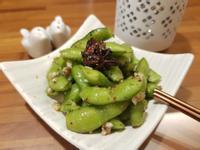 自製美味涼拌毛豆筴--開胃菜下酒菜🍺