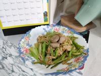 千張豆腐皮炒芹菜