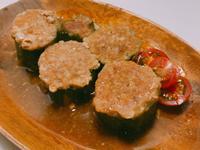 日本家常菜:青椒絞肉
