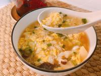 日本的粥兼清冰箱幫手:蛋花雜炊