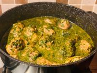 印度薩格(SAAG)咖哩雞