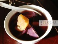 【簡單做菜】黑糖薑汁地瓜甜湯