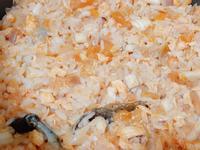 懒人饭锅番茄海鲜饭