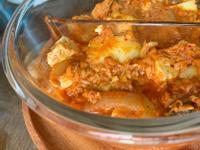 泡菜鮪魚醬