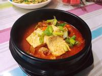 梨泰院風 韓式辣豆腐湯