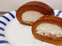 巧克力可可生乳捲_瑞士捲_燙麵法