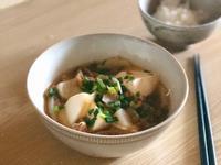 日本家常料理:豬五花肉豆腐