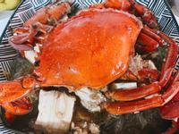 沙公 螃蟹🦀️ 豆腐粉絲煲