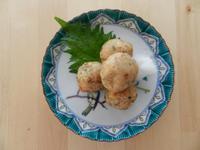 蓮藕丸子(素食料理)