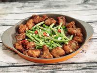 椒鹽排骨酥(水波爐料理)