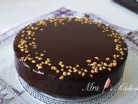 【影片】三種材料巧克力蛋糕