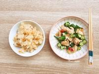 【低蛋白輕鬆吃】秋葵炒雞肉