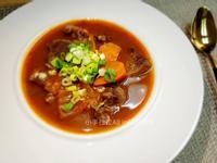 蕃茄牛肉料理 1+1(牛肉湯/牛肉麵)