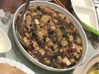 豆豉鮮蚵豆腐
