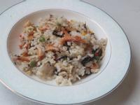 櫻花蝦炊飯
