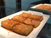 日式醬燒豆腐