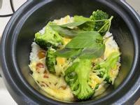 鮮蔬雜炊飯(電子鍋)