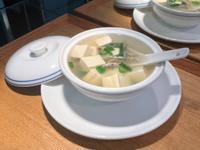 丁香豆腐蔥花湯